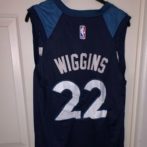 Andrew Wiggins T'wolves Jersey